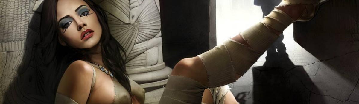Sisterhood: Mummies and Monsters